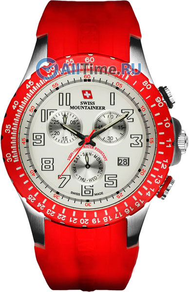 Мужские часы Swiss Mountaineer SM1346 от AllTime
