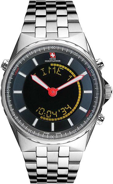 Мужские часы Swiss Mountaineer SM1380 женские часы swiss mountaineer sm1512