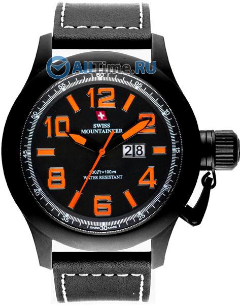 цена  Мужские часы Swiss Mountaineer SM1402  онлайн в 2017 году