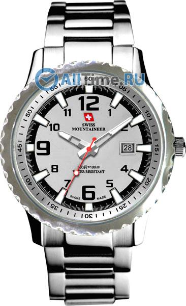 Мужские часы Swiss Mountaineer SM1470