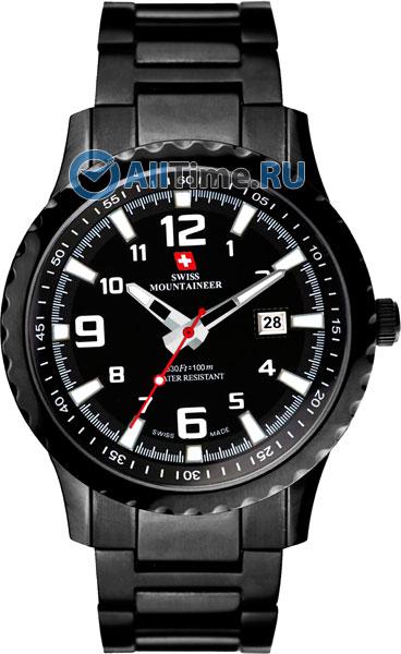 Мужские часы Swiss Mountaineer SM1472