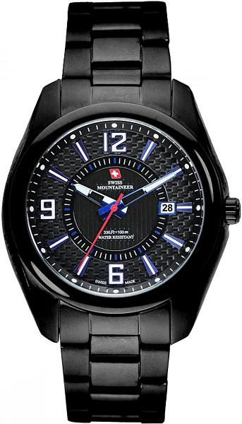Мужские часы Swiss Mountaineer SM1480 swiss mountaineer sm1412 swiss mountaineer