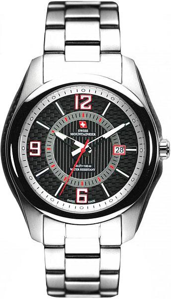 Мужские часы Swiss Mountaineer SM1482 женские часы swiss mountaineer sml8038a