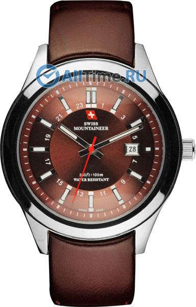 Мужские часы Swiss Mountaineer SM1492 мужские часы swiss mountaineer sm1400