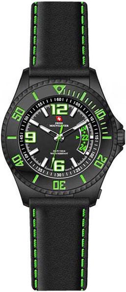 Мужские часы Swiss Mountaineer SM1504 женские часы swiss mountaineer sml8038a