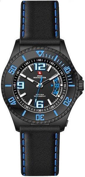 Мужские часы Swiss Mountaineer SM1505 цена
