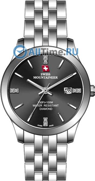 Мужские часы Swiss Mountaineer SM1521