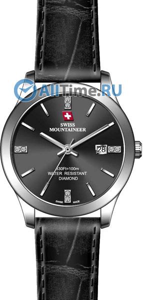 Мужские часы Swiss Mountaineer SM1523