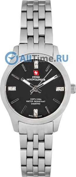 Женские часы Swiss Mountaineer SM1531 браслет soul diamonds женский золотой браслет с бриллиантами buhk 9087 14kw