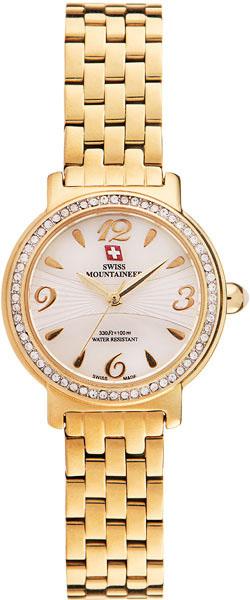 Женские часы Swiss Mountaineer SM1541 женские часы swiss mountaineer sm1512