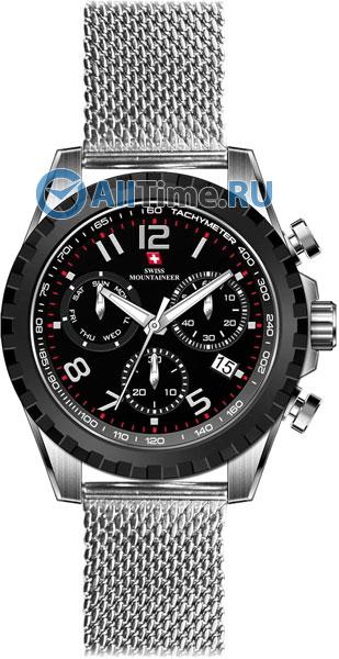 Мужские часы Swiss Mountaineer SM2020 swiss mountaineer sm1533 swiss mountaineer