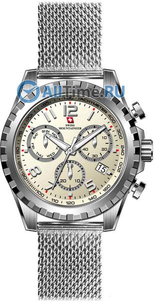 Мужские часы Swiss Mountaineer SM2021