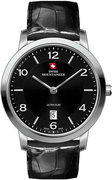 цена Мужские часы Swiss Mountaineer SM2040 онлайн в 2017 году