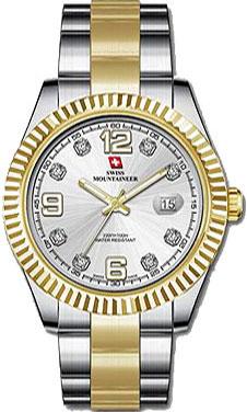 Женские часы Swiss Mountaineer SM2081
