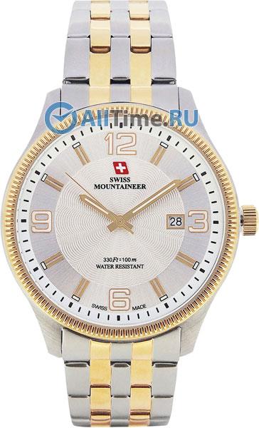 Мужские часы Swiss Mountaineer SML8001 swiss mountaineer sm1412 swiss mountaineer