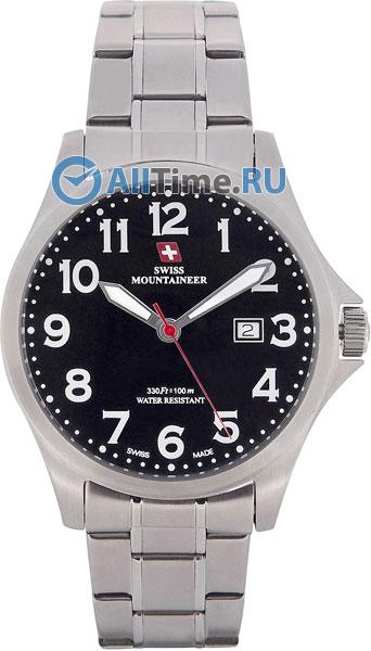 все цены на  Мужские часы Swiss Mountaineer SML8030  в интернете