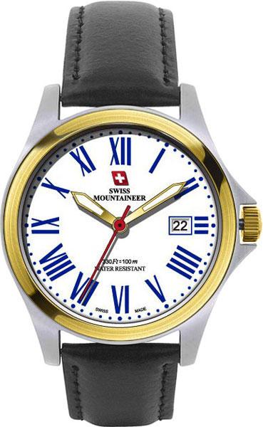 Женские часы Swiss Mountaineer SML8038A swiss mountaineer sm1533 swiss mountaineer