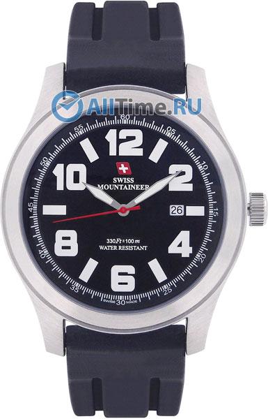 Мужские часы Swiss Mountaineer SML8040 мужские часы swiss mountaineer sm1400