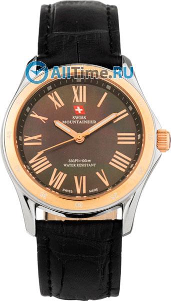 Женские часы Swiss Mountaineer SML8050A swiss mountaineer sm1533 swiss mountaineer