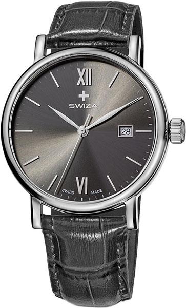 Мужские часы Swiza WAT.0251.1014 Женские часы Anne Klein 2669MPWT