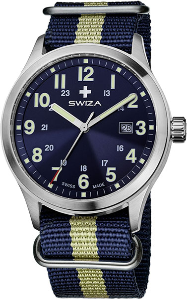 Мужские часы Swiza WAT.0251.1009