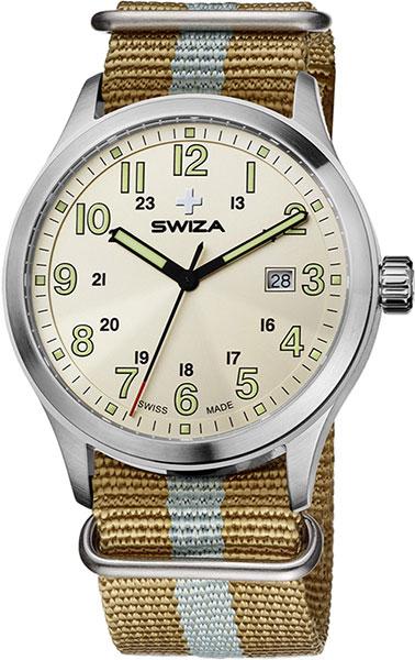 Мужские часы Swiza WAT.0251.1010 swiza wat 0352 1001