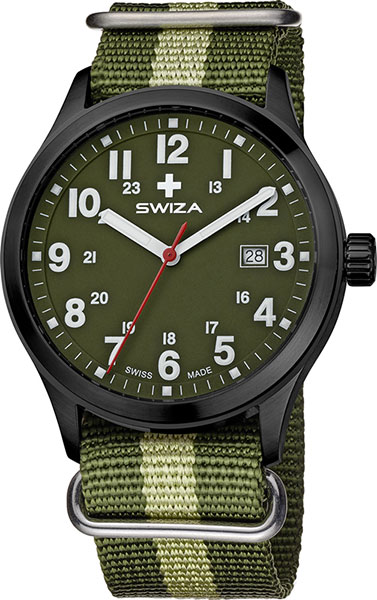 Мужские часы Swiza WAT.0251.1102 swiza wat 0352 1001