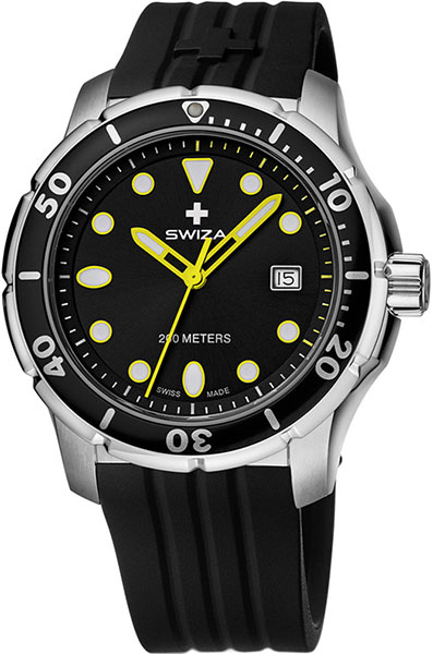 Мужские часы Swiza WAT.0461.1004