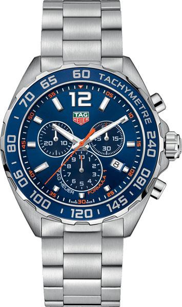 Фото «Швейцарские наручные часы TAG Heuer CAZ1014.BA0842 с хронографом»