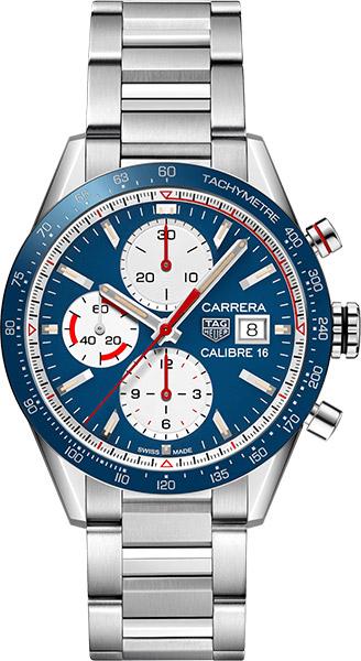 Мужские часы TAG Heuer CV201AR.BA0715