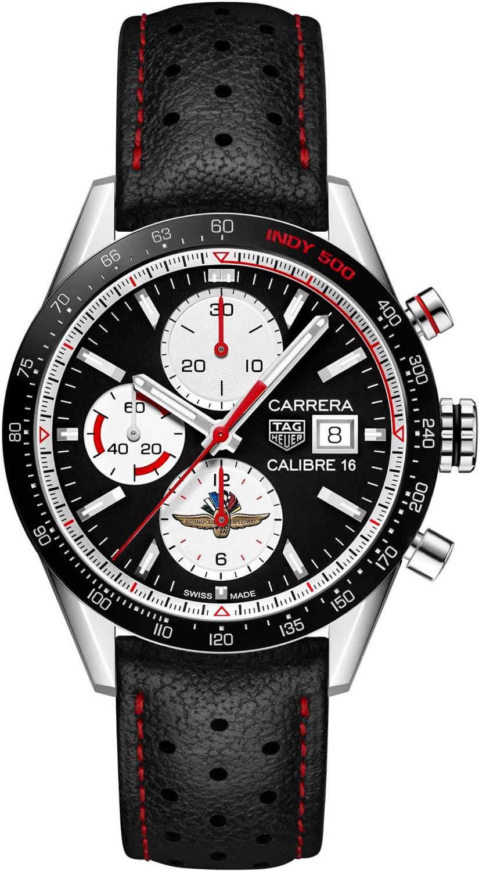 Мужские часы TAG Heuer CV201AS.FC6429
