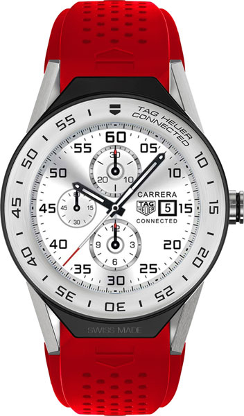Швейцарские титановые наручные часы TAG Heuer SBF818001.11FT8033