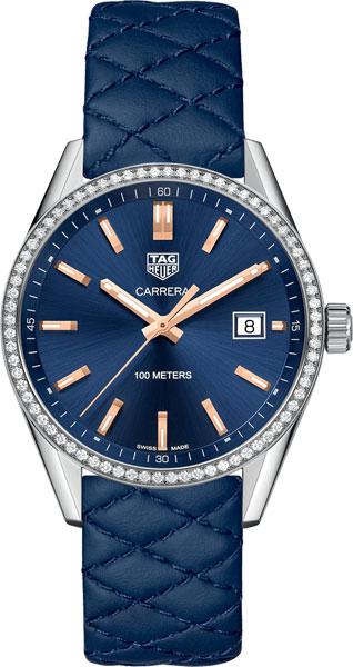 Фото «Швейцарские наручные часы TAG Heuer WAR1114.FC6391»