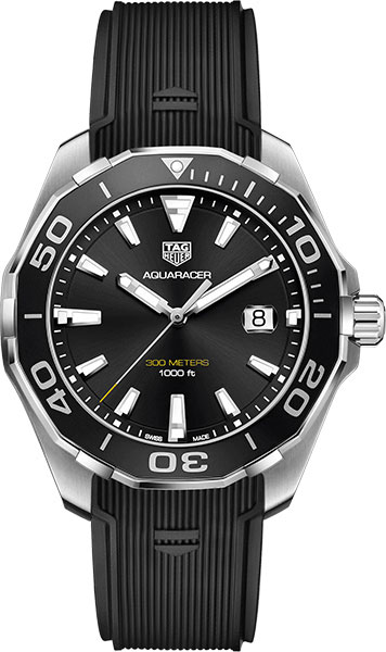 Фото «Швейцарские наручные часы TAG Heuer WAY101A.FT6141»