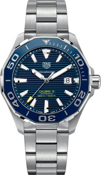 Мужские часы TAG Heuer WAY201B.BA0927