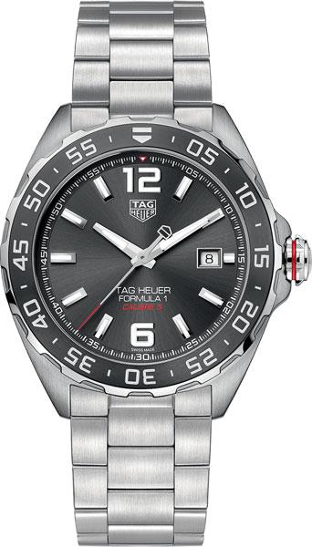 Мужские часы TAG Heuer WAZ2011.BA0842 часы tag heuer calibre 36