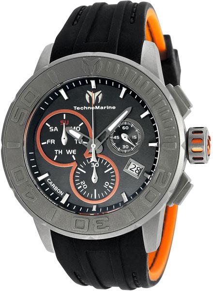 Мужские часы TechnoMarine TM515001 technomarine часы technomarine 110072 коллекция cruise