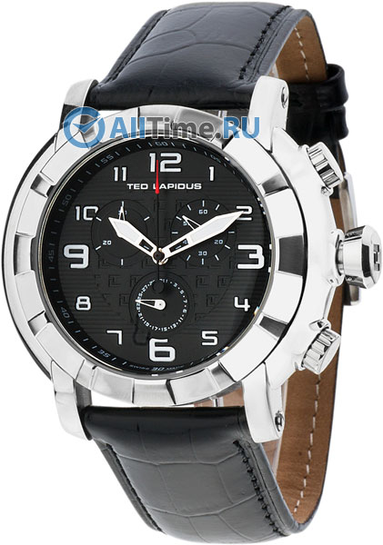 Мужские часы Ted Lapidus TDL-5121801SM ted lapidus ted lapidus 7006599 13 15 058
