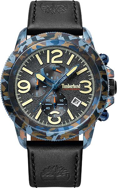 Мужские часы Timberland TBL.15474JSBL/61 цена и фото