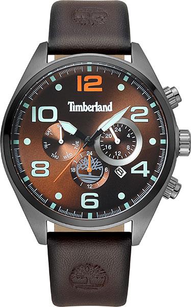 Мужские часы в коллекции Whitman Мужские часы Timberland TBL.15477JSU/12 фото