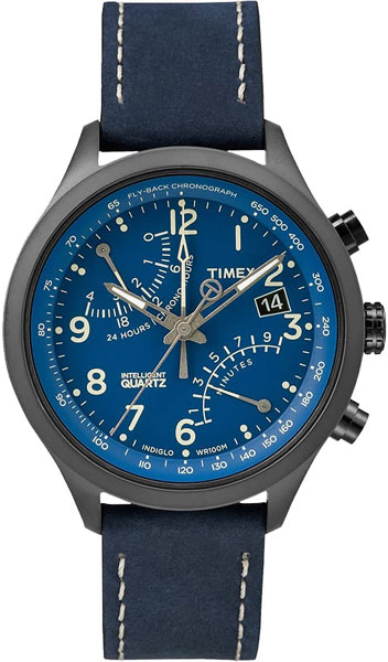 Купить Наручные часы T2P380  Мужские наручные часы в коллекции Chronograph Timex