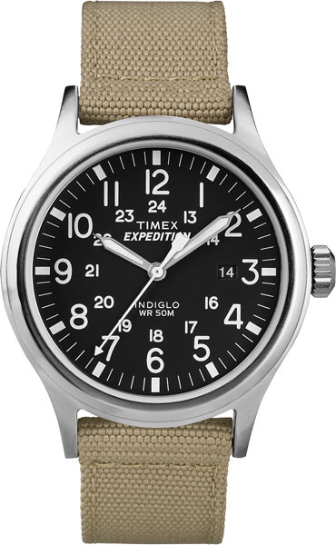 Мужские часы Timex T49962 часы the timex timex t49962 expedition scout