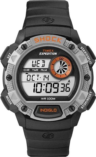 купить Мужские часы Timex T49978 по цене 6490 рублей