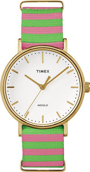 купить Женские часы Timex TW2P91800 по цене 5270 рублей