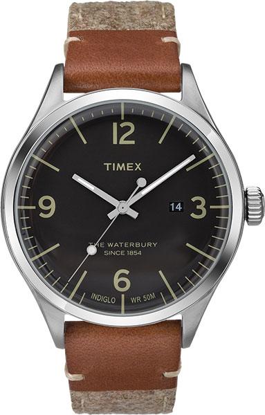 Мужские часы Timex TW2P95600 timex часы timex tw2p95600 коллекция waterbury