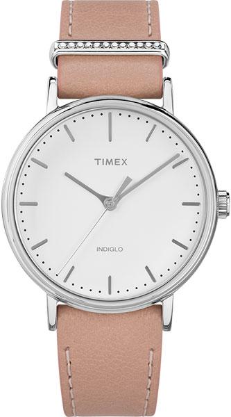 купить Женские часы Timex TW2R70400VN по цене 7980 рублей