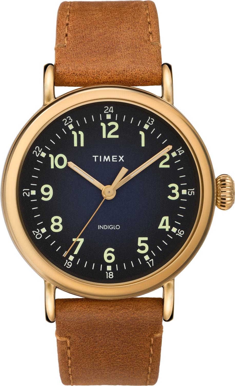 Мужские часы в коллекции Standard Мужские часы Timex TW2T20000VN фото