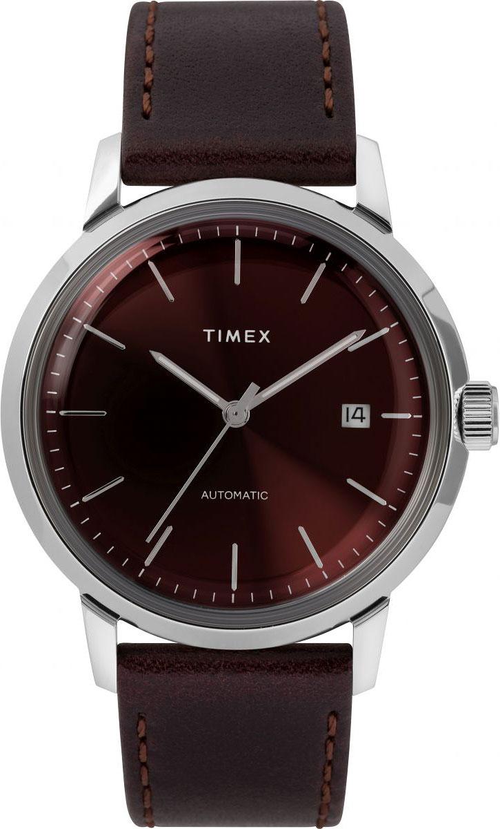Мужские часы в коллекции Marlin Automatic Мужские часы Timex TW2T23200IP фото