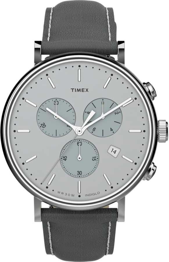 Мужские часы в коллекции Fairfield Мужские часы Timex TW2T67500VN фото