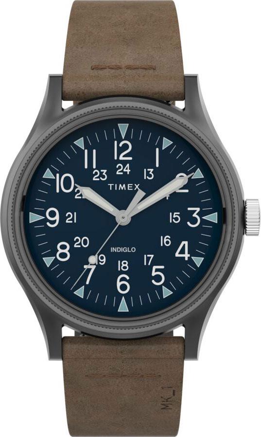 Мужские часы Timex TW2T68200VN timex часы timex tw5m09500 коллекция ironman